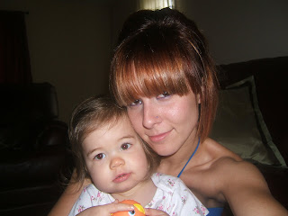 hot mama contest winner, September 2009