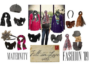 hot mama fashion: fall wardrobe basics, Fall 2009 maternity fashion