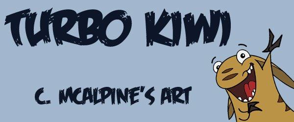 C. McAlpine's Art Blog!