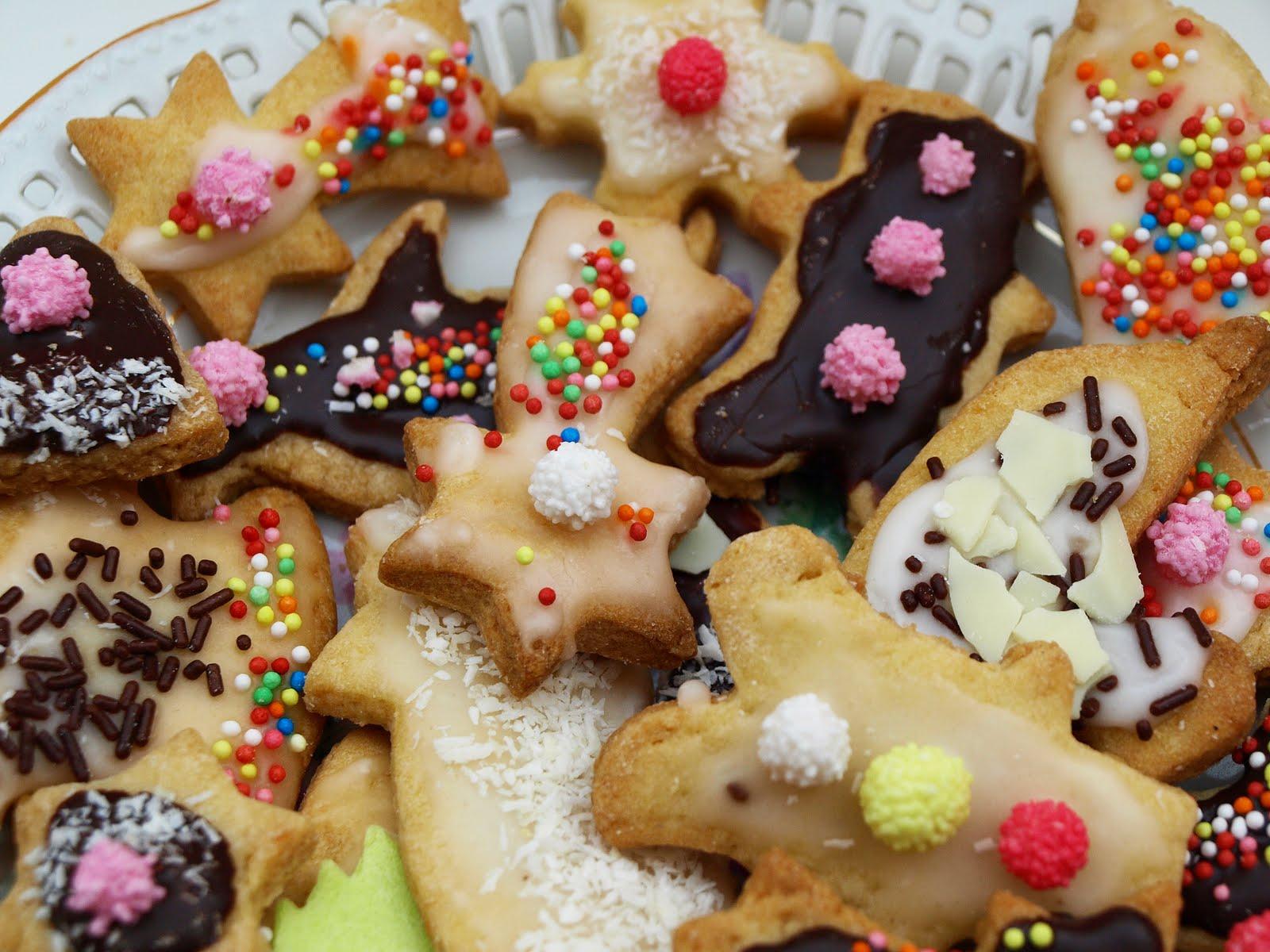 kekse backen weihnachten