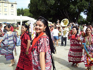 La Guelaguetza