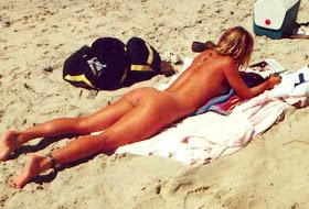 Beach tube topless Watch 16