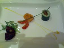 六福皇宮的前菜冷盤