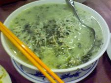銀翼雪菜煨麵