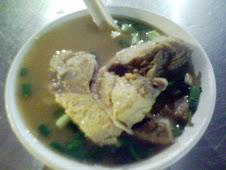 寧夏夜市懷念的味噌郭魚湯