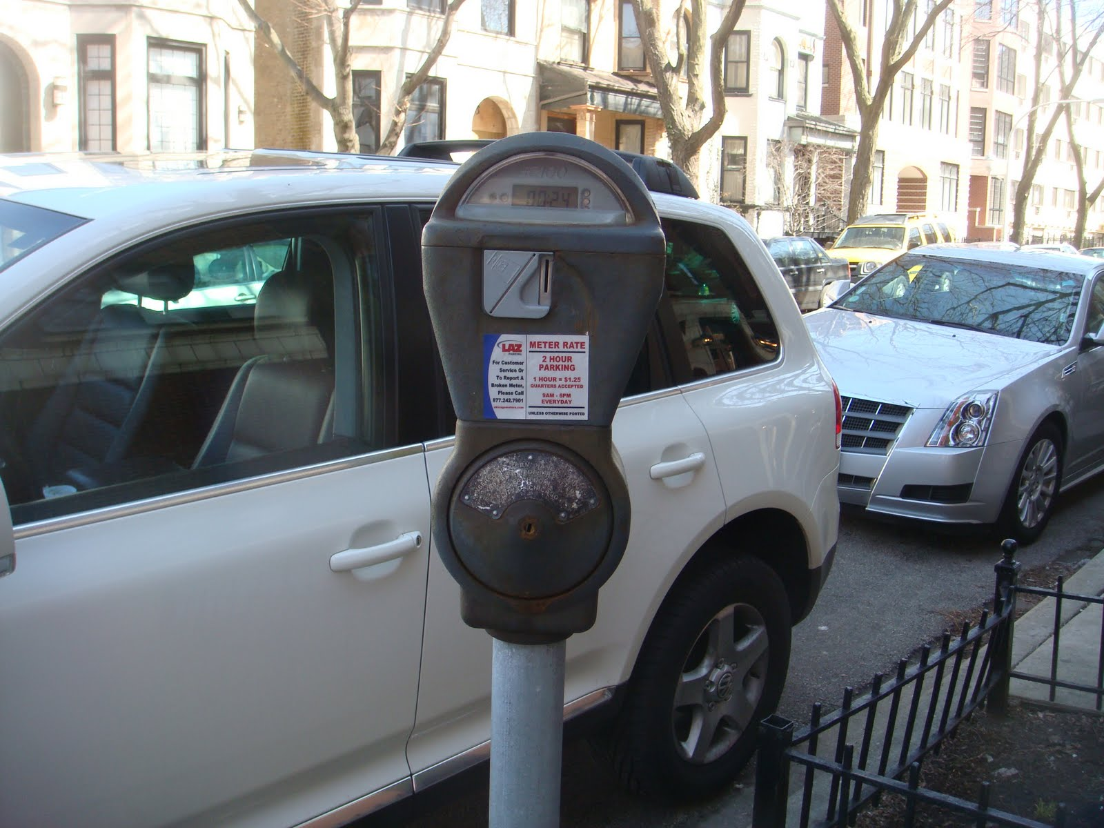 chicago parking meters Chicago — you'll soon no longer have to put a parking meter receipt on your dashboard when you park in the city of chicago instead of the receipt, chicago parking meters will ask users to type.