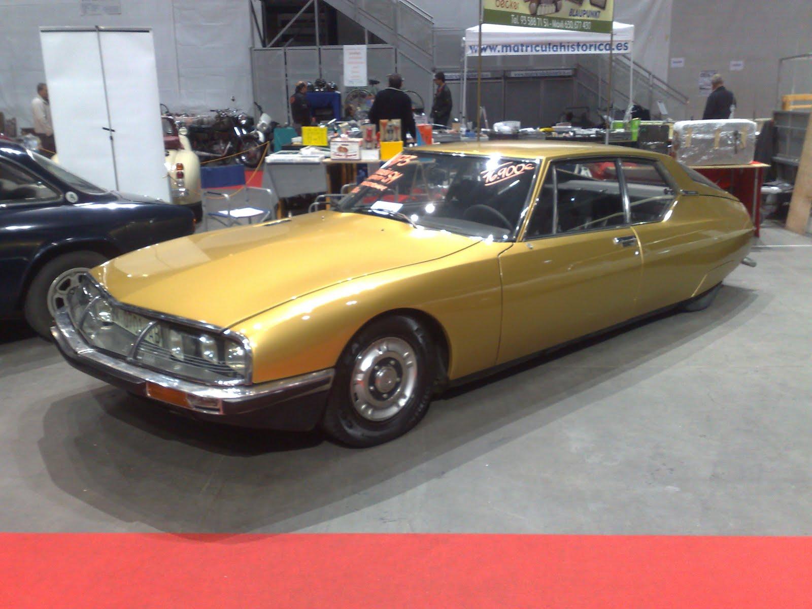 1969 citroen sm