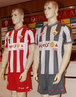 camiseta Almería Rasán