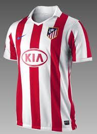 camiseta Atlético Nike