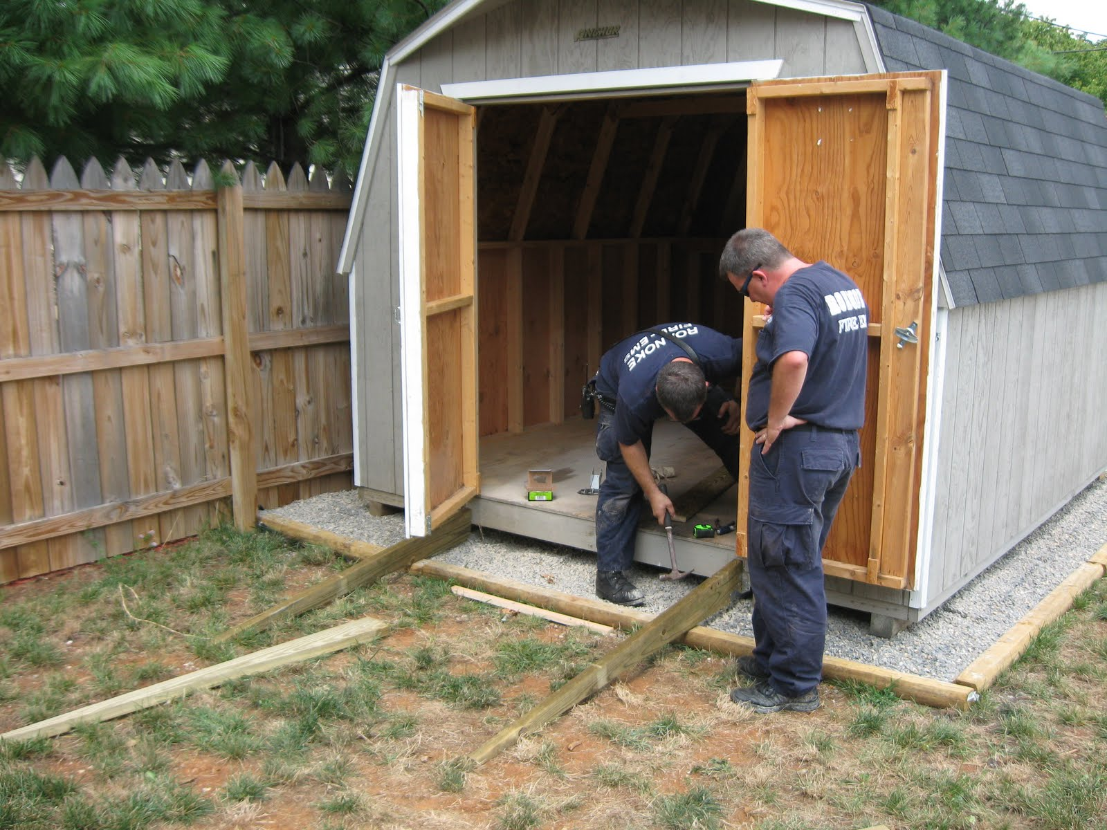 Curtis: PDF Plans How To Add A Ramp To A Storage Shed ...