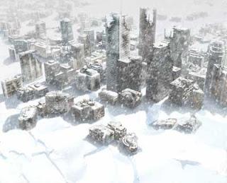 efek pemanasan global
