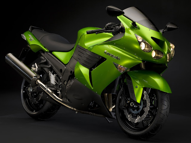Kawasaki ZZR 1400 Preview