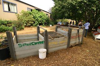 Backyard Garden Life Lab compost ideas
