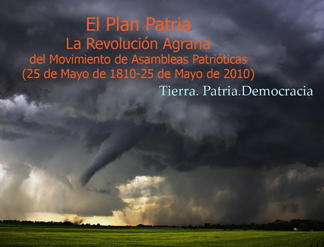 El Plan Patria