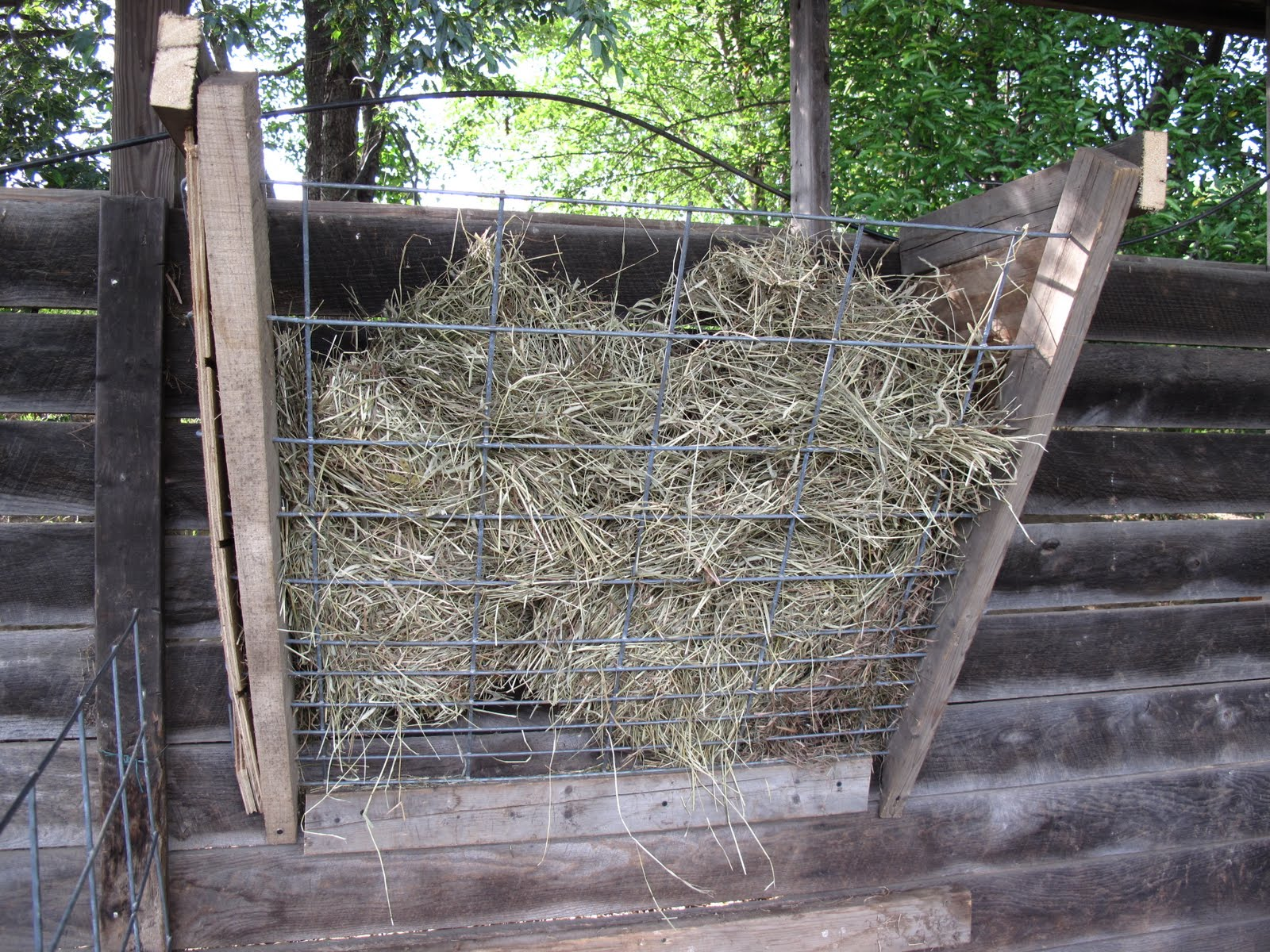 rack with free standing new goat our feeder hay catalog