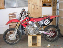 2004 Honda CR250R