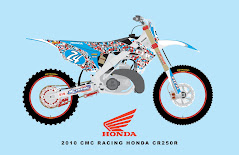 2010 CMC RACING HONDA CR250R