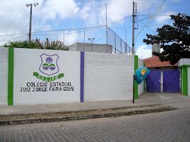 COLÉGIO ESTADUAL JUIZ JORGE FARIA GÓES