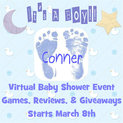 virtual baby shower games