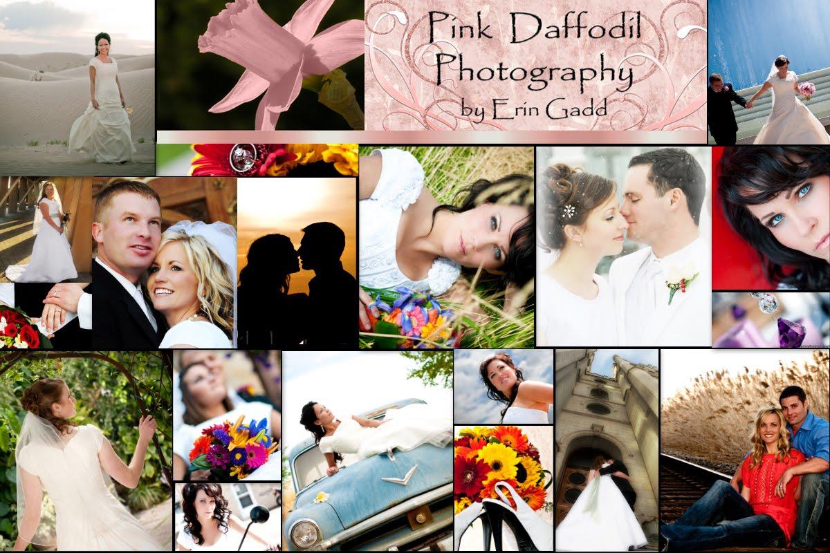 Pink Daffodil Photography Weddings