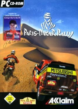 Paris Dakar Rally + Driver/pc/1 Link