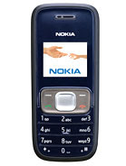 Spesifikasi Nokia 1209