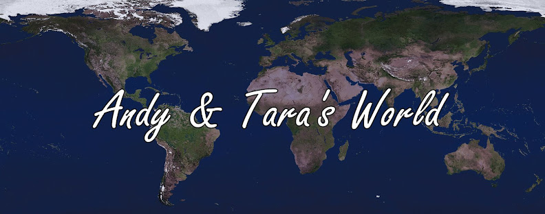 Andy &amp; Tara&#39;s World