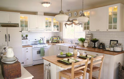 Stainless appliances/granite counters