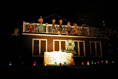 how the grinch stole christmas house - Grinch Stole Christmas Lights