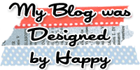 I have had a Blog make-over!