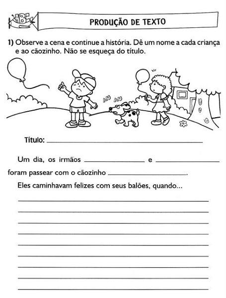 Favoritos Diário da Turma: Produção de textos -Imprime e inventa histórias  ZN45