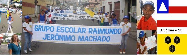 Grupo Escolar Raimundo Jeronimo Machado
