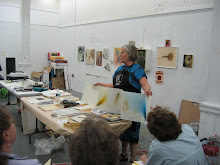 Cynthia Winika's working with paper workshop