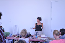 Teaching @ Kala Arts, Berkeley, CA: June 13-14 2009