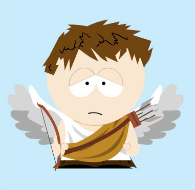 kid icarus, south park, the resigned gamer