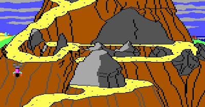 King's Quest 3 escape, Resigned Gamer