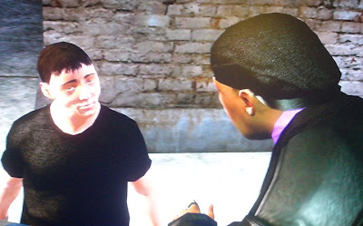 BD Wong, Saints Row