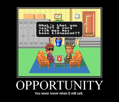 jj and jeff, motivational poster, resigned gamer, turbo grafx
