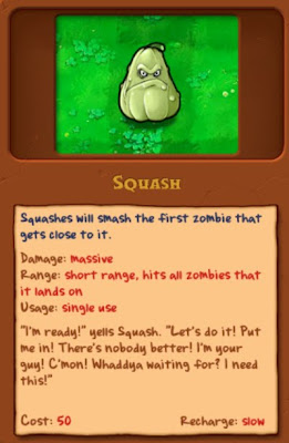 plants vs. zombies, squash, resigned gamer