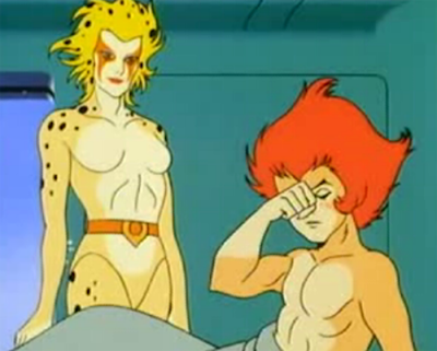 Cheetara Thundercats on Cheetara Is By Far The Foxiest Cat Out Of All The Thundercats  She Was
