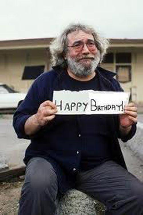 Mark of the Beast: Happy Birthday Jerry Garcia