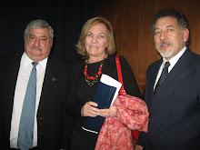 Cierre del IV Congreso Nacional de Derecho Politico - Rosario 28-Sept 2007.
