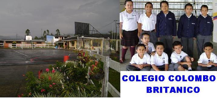 COLEGIO COLOMBO BRITANICO