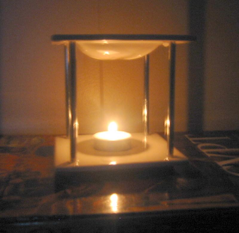 Aromatherapy Oil Burner Natural Salt Stone Lamp
