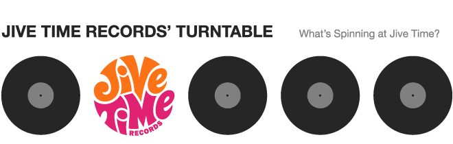 JIVE TIME RECORDS' TURNTABLE