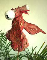птица-стукач