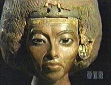 QUEEN TIYE - 1415-1340 BCE