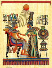 KING TUT & WIFE