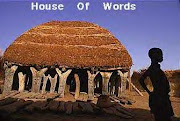 "DOGON-- ""HOUSE OF WORDS"""