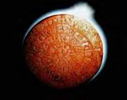 Egyptian Eclipse Disc